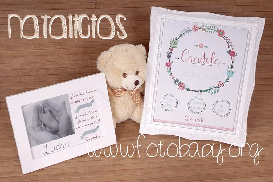 Natalicios Personalizados Granada