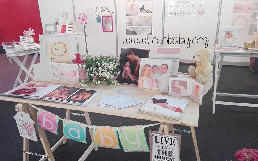Crónica Feria del bebé en Granada fotobaby