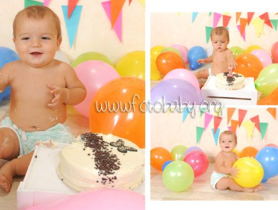 Sesiones Fotográficas de Primer Cumpleaños