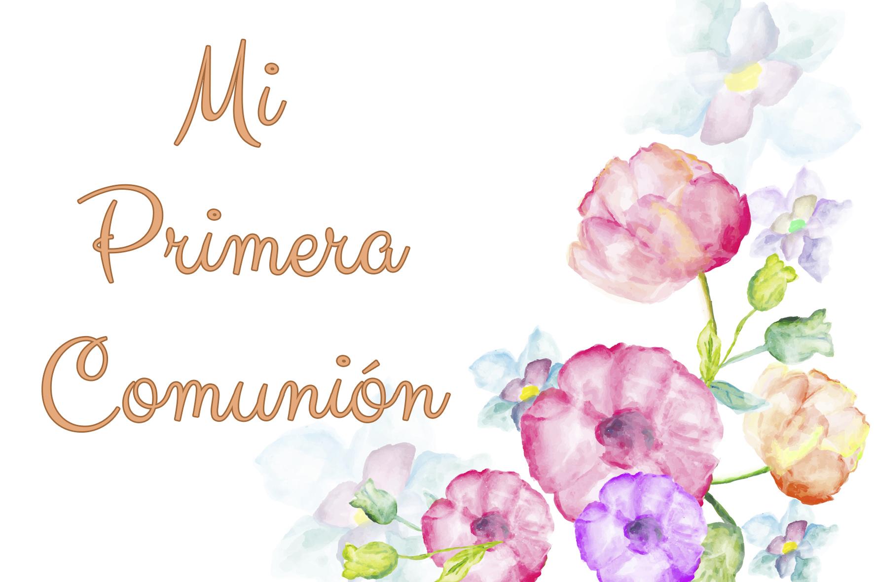 Álbumes de Primera Comunión en Granada