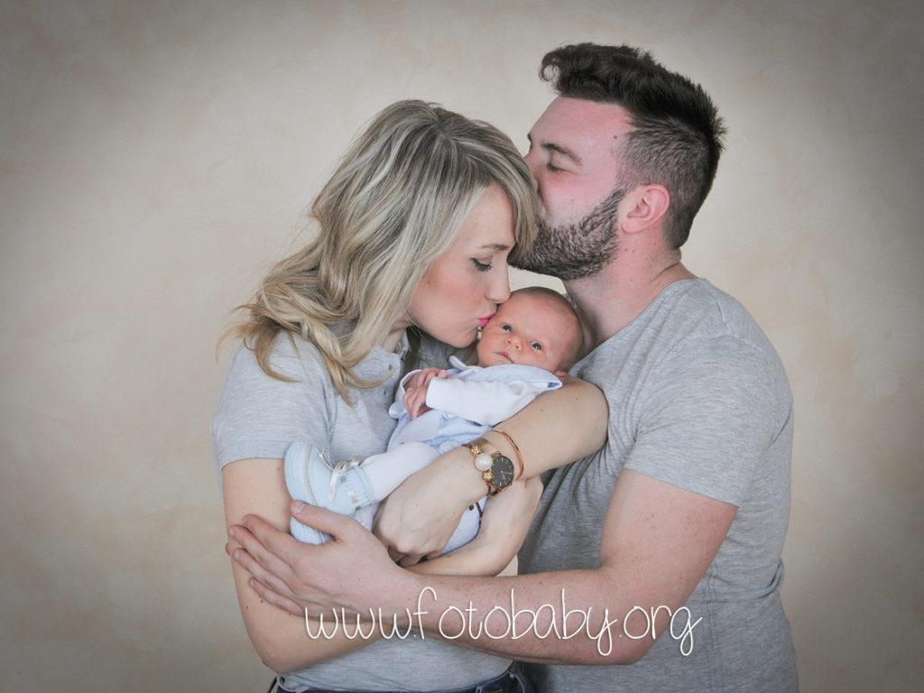 Reflexiones de una fotógrafa de embarazo y bebés en Granada