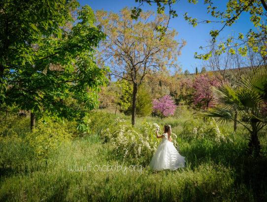 Fotografos para primera comunion en Granada 2020