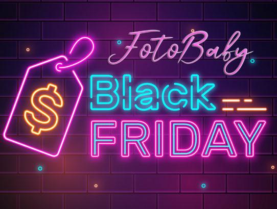 Promoción Black Friday FotoBaby