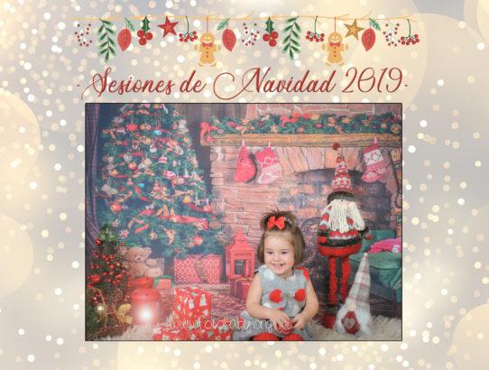 Sesiones de Navidad en Granada