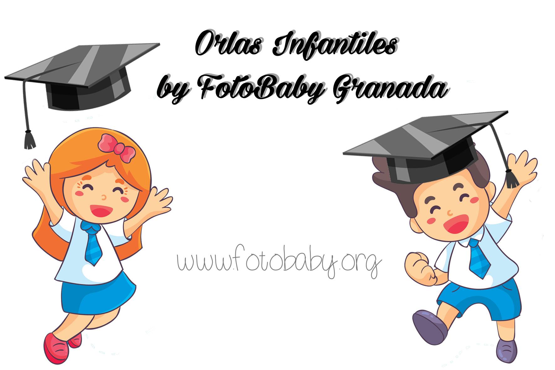 Orlas Infantiles profesionales en Granada FotoBaby