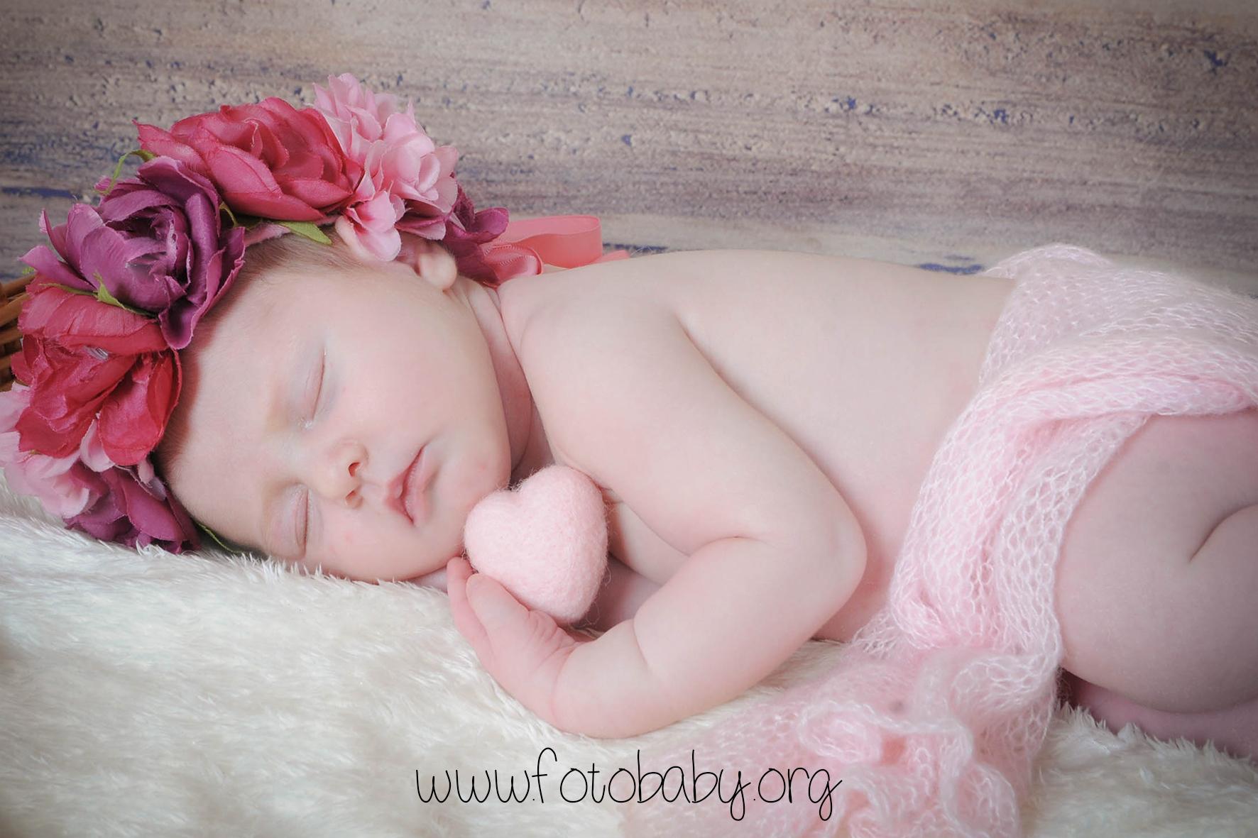 Fotos de recién nacidos en Granada