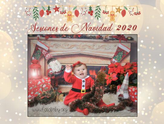 Sesiones de Navidad en Granada 2020