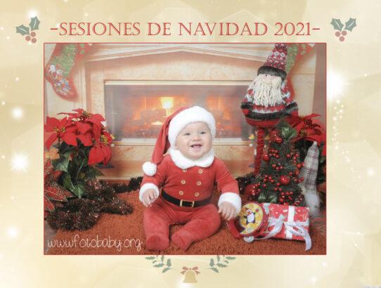 Sesiones Fotográficas de Navidad 2021