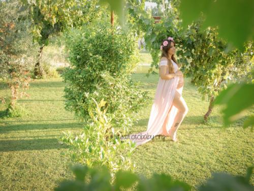 Fotografías de embarazada en Granada FotoBaby