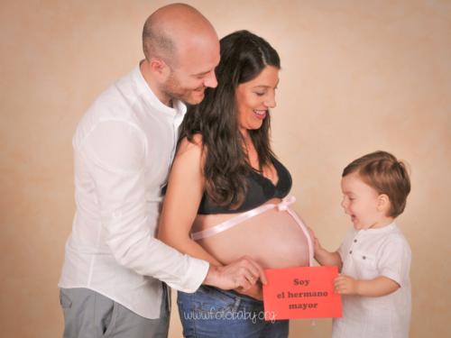 Fotografías de embarazada en Granada FotoBaby fotografos profesionales estudio exteriores infantil (3)