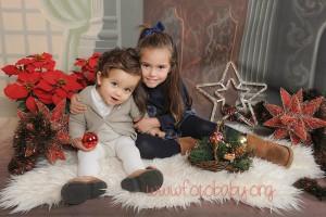 Fotografías de estudio para Navidad en Granada FotoBaby Fotografa infantil bebes embarazo fotografos (11)