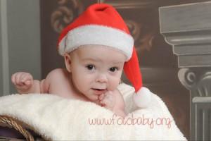 Fotografías de estudio para Navidad en Granada FotoBaby Fotografa infantil bebes embarazo fotografos (13)