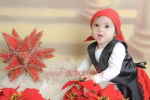 Fotografías de estudio para Navidad en Granada FotoBaby Fotografa infantil bebes embarazo fotografos (14)