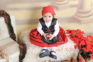 Fotografías de estudio para Navidad en Granada FotoBaby Fotografa infantil bebes embarazo fotografos (18)