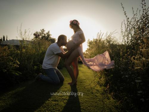 Fotografias de embarazo en exteriores FotoBaby (1)