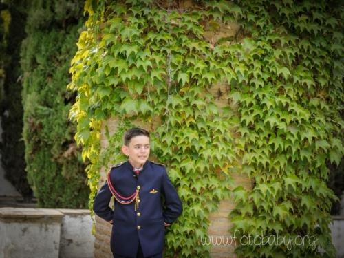 Reportaje de fotos de primera comunión FotoBaby Granada fotografos exteriores y estudio (10)
