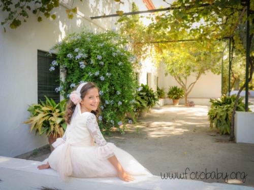 Reportaje de fotos de primera comunión FotoBaby Granada fotografos exteriores y estudio (15)