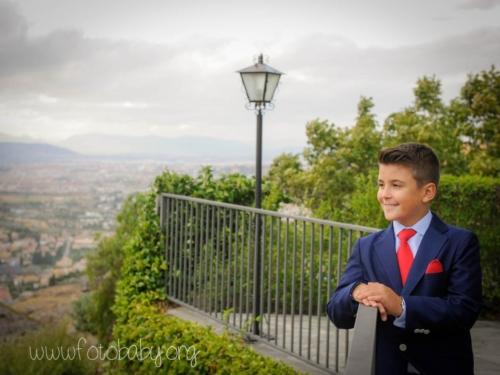 Reportaje de fotos de primera comunión FotoBaby Granada fotografos exteriores y estudio (17)