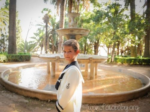 Reportaje de fotos de primera comunión FotoBaby Granada fotografos exteriores y estudio (19)
