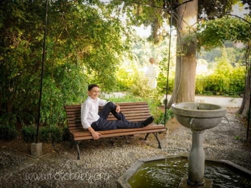 Reportaje de fotos de primera comunión FotoBaby Granada fotografos exteriores y estudio (28)