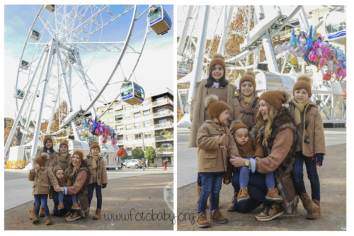 Sesiones de Navidad en Granada 2020 Exteriores FotoBaby Fotografos (5)