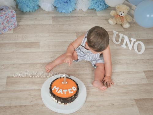Sesiones de cumpleaños smashcake granada fotobaby fotografos