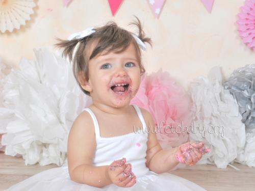 Smash Cake sesión fotográfica divertida fotobaby fotografa infantil en granada new born embarazo familiar recién nacido (20)