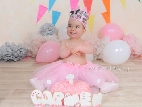 Smash Cake sesión fotográfica divertida fotobaby fotografa infantil en granada new born embarazo familiar recién nacido (8)
